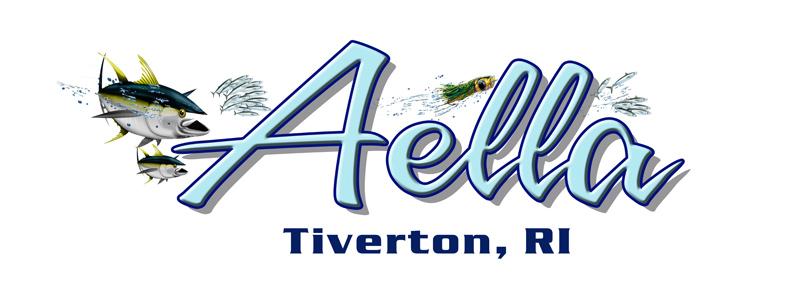 Signs & Stripes Custom Boat Name Aella